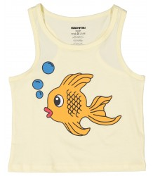 Hugo Loves Tiki Tank Top FISH CHEST Hugo Loves Tiki Tank Top FISH CHEST