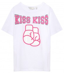 INDEE Escape T-shirt KISS KISS INDEE Escape T-shirt KISS KISS