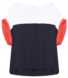 Egypte T-shirt COLOUR BLOCK INDEE Egypte T-shirt COLOUR BLOCK