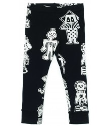 Nununu TRIBAL DANCERS Leggings Nununu TRIBAL DANCERS aop Leggings