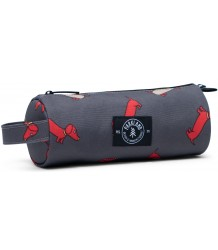 Parkland Highfield Small Pencil Case RED HOT DOG Parkland Highfield Small Pencil Case RED HOT DOG