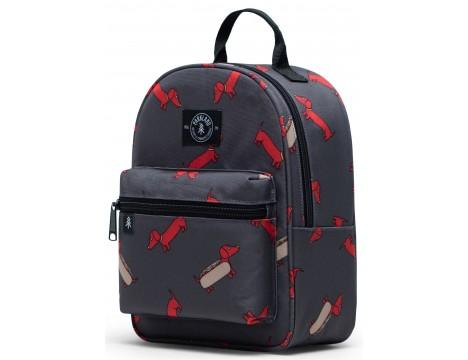 Parkland Goldie Kids Backpack RED HOT DOG