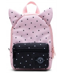 Parkland Little Monster Backpack POLKA DOTS QUARTZ Parkland Little Monster Backpack POLKA DOTS QUARTZ