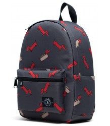 Parkland Edison Kids Backpack RED HOT DOG Parkland Edison Kids Backpack RED HOT DOG