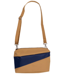 Susan Bijl The New Bum Bag Susan Bijl The New Bum Bag camel navy forever