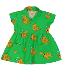 Hugo Loves Tiki Collared Pocket Dress FISH Hugo Loves Tiki Collared Pocket Dress FISH
