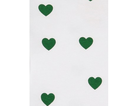 Hugo Loves Tiki Skater Dress GREEN HEARTS