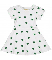 Hugo Loves Tiki Skater Dress GREEN HEARTS Hugo Loves Tiki Skater Dress GREEN HEARTS