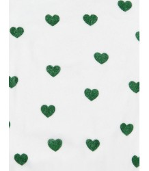 Hugo Loves Tiki Terry Long Leg Romper GREEN HEARTS Hugo Loves Tiki Terry Long Leg Romper GREEN HEARTS