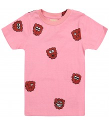Hugo Loves Tiki T-shirt RASPBERRIES Hugo Loves Tiki T-shirt RASPBERRIES