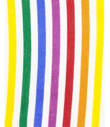 Hugo Loves Tiki Terry Short Leg Romper RAINBOW STRIPES Hugo Loves Tiki Terry Short Leg Romper RAINBOW STRIPES