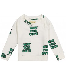 Hugo Loves Tiki Sweatshirt WAY TOO CUTE Hugo Loves Tiki Sweatshirt WAY TO CUTE