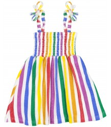 Hugo Loves Tiki Terry 80's Dress RAINBOW Hugo Loves Tiki Terry 80's Dress RAINBOW