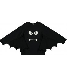 Stella McCartney Kids HALLOWEEN BAT Sweat Stella McCartney Kids HALLOWEEN BAT Sweat