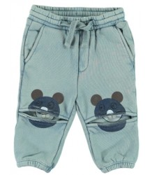 Stella McCartney Kids Sweat Trousers MOUSE Stella McCartney Kids Sweat Trousers MOUSE