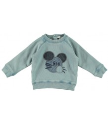 Stella McCartney Kids Sweater BIG MOUSE Stella McCartney Kids Sweater BIG MOUSE