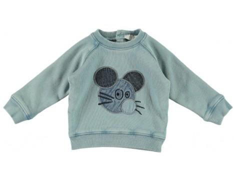 Stella McCartney Kids Sweater BIG MOUSE