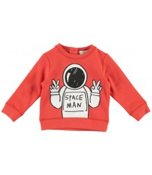 Stella McCartney Kids Baby Sweat SPACEMAN Stella McCartney Kids Baby Sweat SPACEMAN