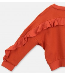 Stella McCartney Kids Sweat wFRINGES Stella McCartney Kids Sweat wFRINGES