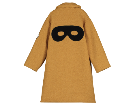 Beau LOves Wool Coat MASK
