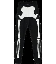 Knit Track Pants SKELETON Beau LOves Knit Tracked Suit SKELETON