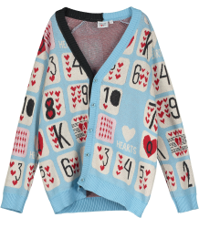 Beau LOves Knit Cardigan GAME OF HEARTS Beau LOves Knit Cardigan GAME OF HEARTS