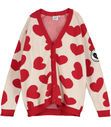 Beau LOves Knit Cardigan HEARTS Beau LOves Knit Cardigan HEARTS