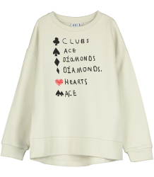 Beau LOves Relaxed Fit Sweater CLUBS ACE Beau LOves Relaxed Fit Sweater CLUBS ACE