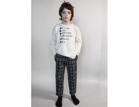 Beau LOves Relaxed Fit Sweater CLUBS ACE