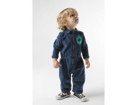 Bobo Choses A STAR CALLED HOME Corduroy Baby Jumpsuit