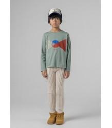 Bobo Choses FLAG Long Sleeve T-shirt