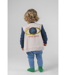 Bobo Choses ARCHIGRAM SATURN Zipped Baby Sweatshirt Bobo Choses ARCHIGRAM SATURN Zipped Baby Sweatshirt