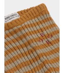 Bobo Choses STRIPED Knitted Baby Leggings Bobo Choses STRIPED Knitted Baby Leggings