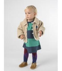 Bobo Choses MERCURY Sheepskin Baby Jacket