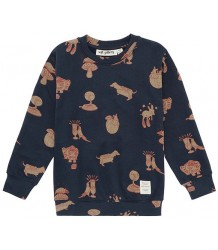 Soft Gallery Konrad Sweatshirt WILDWOOD Soft Gallery Konrad Sweatshirt WILDWOOD