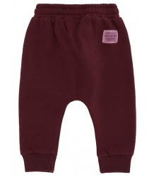 Soft Gallery Meo Sweat Baby Broekje Choco Soft Gallery Meo Sweat Baby Pants
