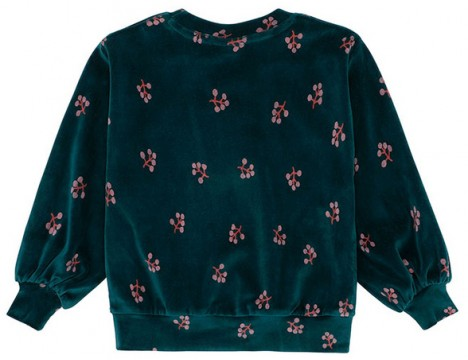 Soft Gallery Elvira Sweatshirt WINTERBERRY