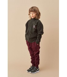 Soft Gallery Jules Sweat Broek Choco Soft Gallery Jules Pants