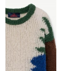 The Animals Observatory Blowfish Kids Sweater ARTY The Animals Observatory Blowfish Kids Sweater ARTY