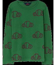 The Animals Observatory Eel Kids T-shirt CIRCLES The Animals Observatory Eel Kids T-shirt CIRCLES