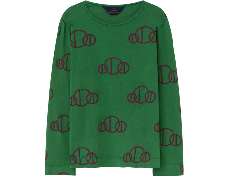 The Animals Observatory Eel Kids T-shirt CIRCLES