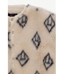 The Animals Observatory Chihuahua Babies Fake Fur Overall LOGO The Animals Observatory Chihuahua Babies Fake Fur Overall TAO