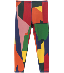 The Animals Observatory Seaqual Alligator Kids Legging GEOMETRIC The Animals Observatory Seaqual Kids Alligator Kids Legging GEOMETRIC orange