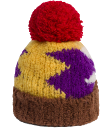 The Animals Observatory Blow Pony Hat The Animals Observatory Blow Pony Hat yellow