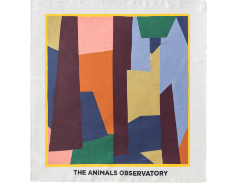 The Animals Observatory Ray Scarf GEOMETRIC