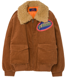 The Animals Observatory Tiger Kids Jacket THE ANIMALS The Animals Observatory Tiger Kids Jacket THE ANIMALS