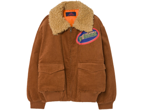 The Animals Observatory Tiger Kids Jacket THE ANIMALS