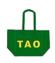 The Animals Observatory Tote Bag TAO The Animals Observatory Tote Bag TAO green