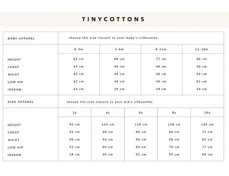 Tiny Cottons ANIMAL PRINT LS Tee