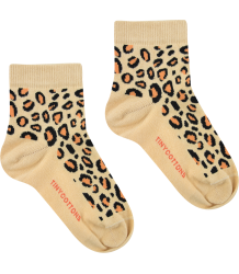 Tiny Cottons ANIMAL PATTERN Quarter Socks tiny Cottons ANIMAL PATTERN Quarter Sockss